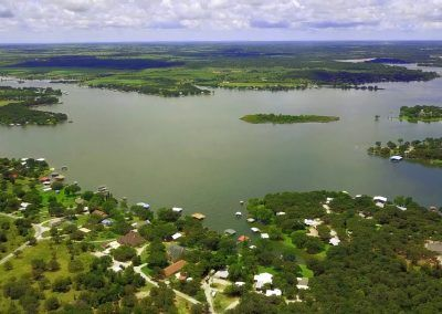 Enjoy the many lakes in and around Eastland, TX.