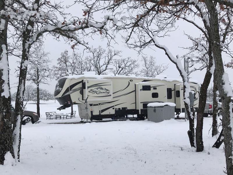 Wandering Oaks RV Resort Eastland, TX